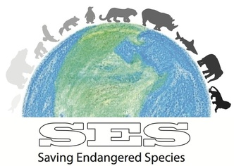 SES, saving endangered species, logo